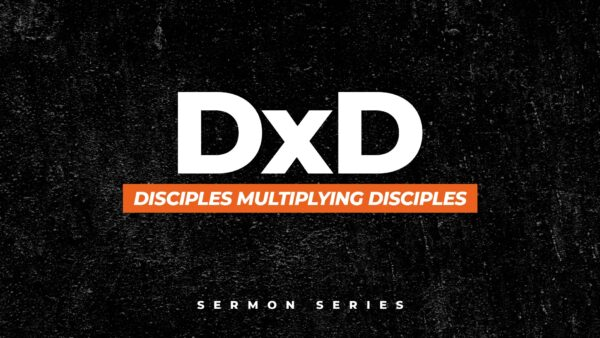 Disciples Multiplying Disciples
